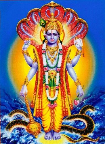 What are the benefits of chanting Vishnu Sahasranaam regularly? - Quora