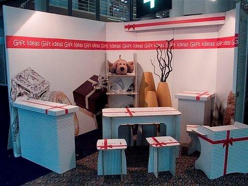 Exhibition Booth Materials : What is the best lightweight material for booth stand to