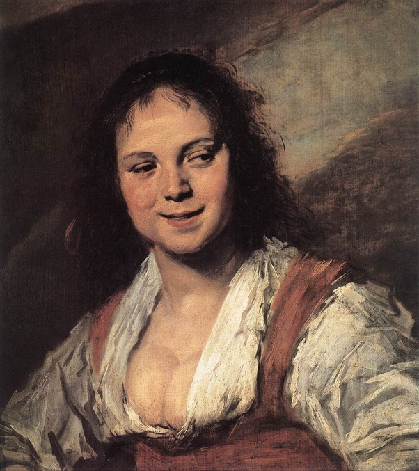 Why Are Smiles So Rare In Art History Quora