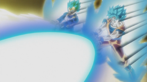 Although In Term Of Swagginess Sliding Kamehameha Easily Comes Out On Top