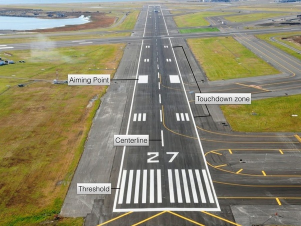 What is the name of the place where aircraft land and take off? - Quora