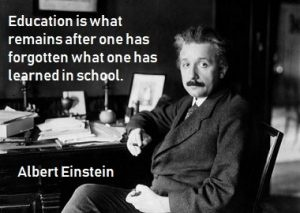 What Are The Albert Einstein Quotes About Life And Knowledge Quora