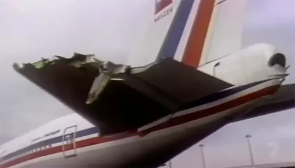 When Will The Wings Of A 747 Or Other Modern Jet Rip Off