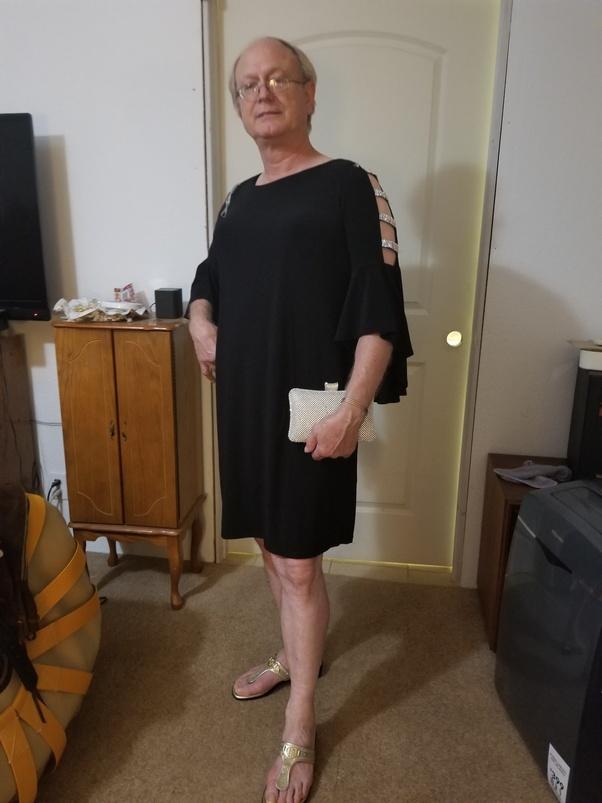 My wife wants me to dress like a woman