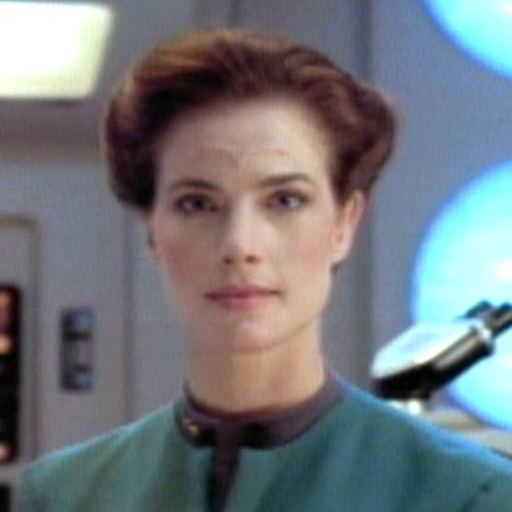 In Star Trek: The Next Generation, in the episode 'The Host