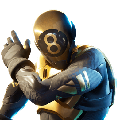 How To Get The Gold 8 Ball Style In Fortnite Chapter 2 Season 1 Quora