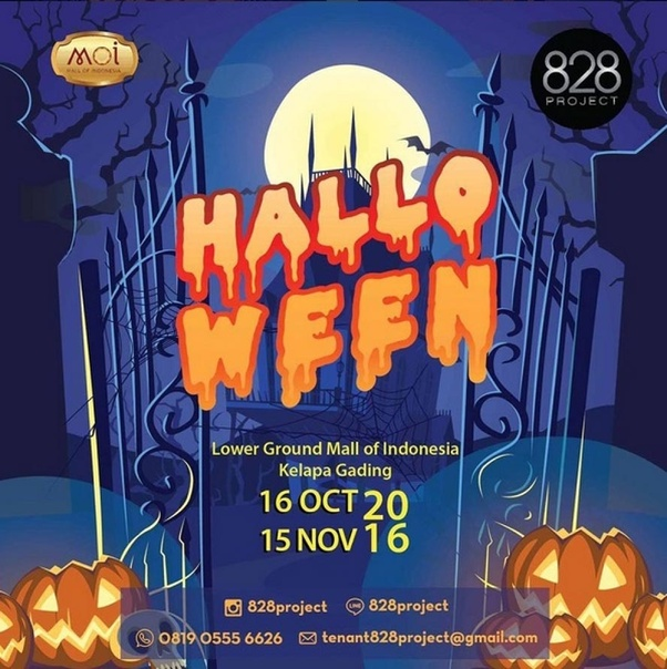 Is Halloween Celebrated In Indonesia?