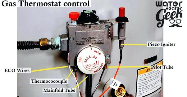 What Is The Piezo Ignition Button On My Gas Water Heater Where Is It Quora