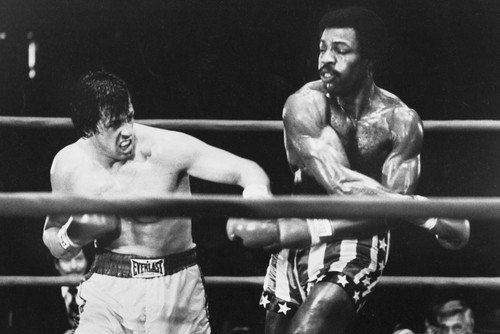 How many rounds did Rocky fight Apollo? - Quora