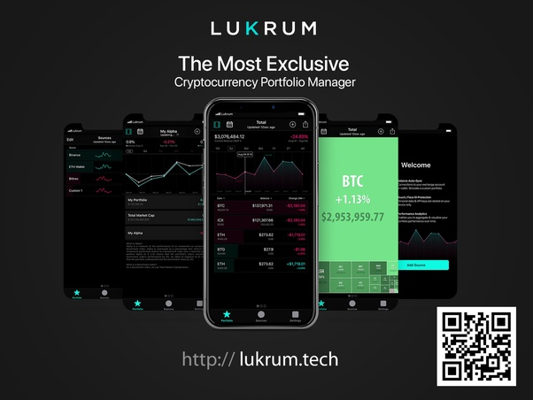 cryptocurrency market app