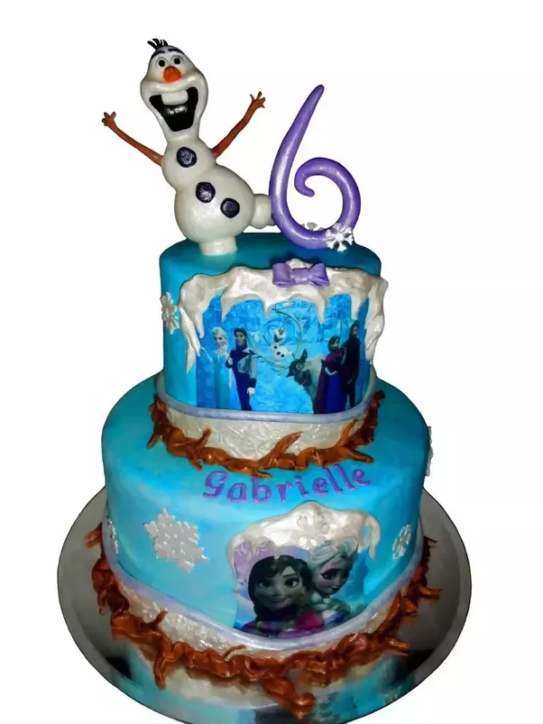 What Is The Best Idea For A 6th Birthday Cake Quora