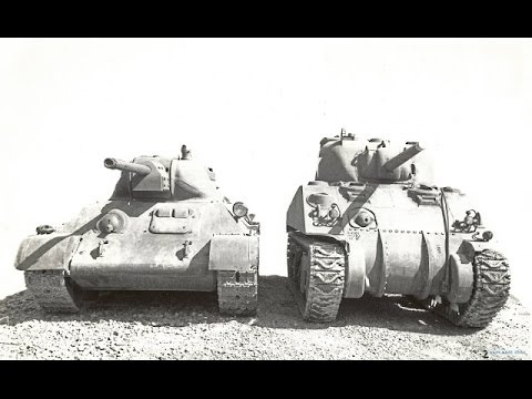 How was the Soviet T-34 tank so effective in World War 2