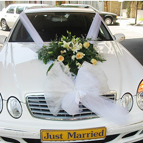 Find Below Some Of The Best Wedding Car Decoration Ideas