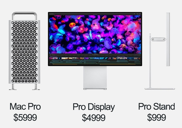 Why does the new Mac Pro screen stand cost $999? - Quora