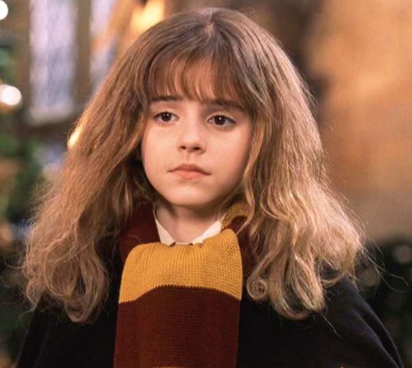 Why Didn T They Cast A Child Actress Who Could Act For Hermione Granger Quora