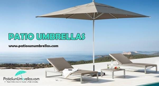 Buy Patio Umbrellas | Best Rated Patio Umbrellas | PatioSunUmbrellas.com