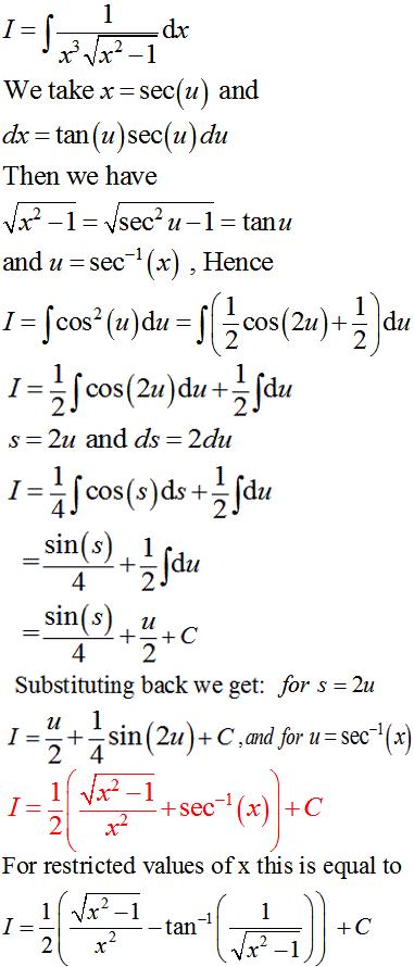 Mp Forum Stammfunktion Von 1x²1 Matroids Matheplanet