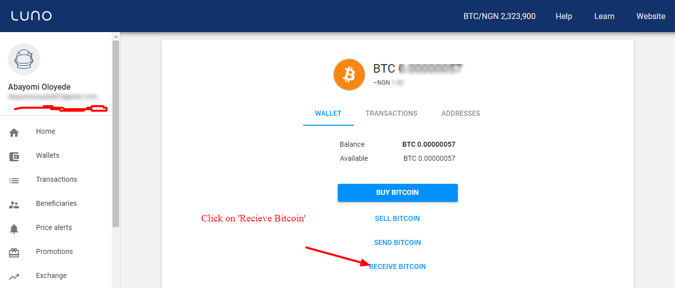 cara prekyba bitcoin di luno
