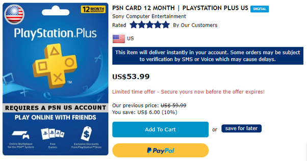 Is it worth buying a Playstation Plus subscription? If so