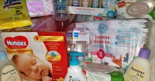 Where can you get free baby product samples? - Quora