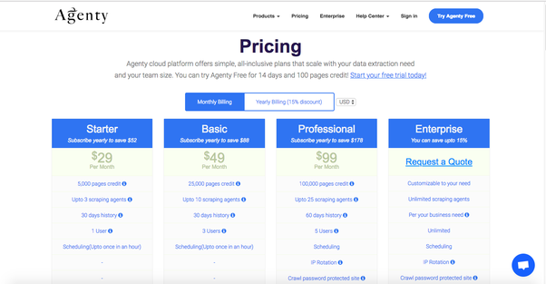 What is the best cloud based web scraping tool? - Quora