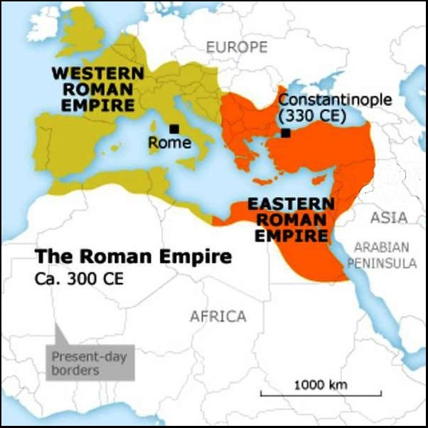 Why is Eastern Rome rarely discussed compared to Western ...