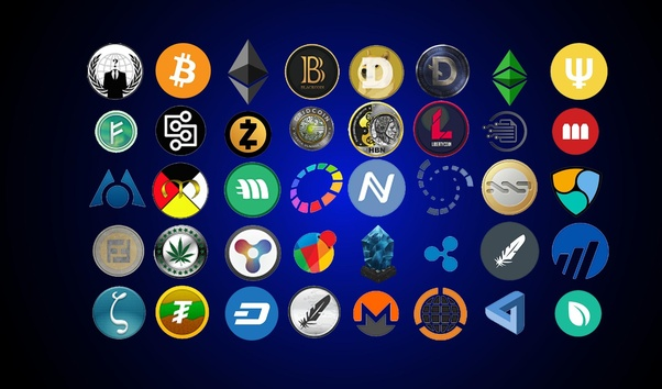 Number of cryptocurrencies 2020