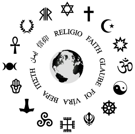 How Many Different Religions Are There In The World?