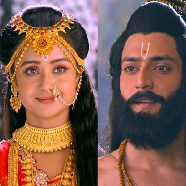 Is The Story Of Birth Of Draupadi And Krishna Meeting Arjun In Radhakrishna Or Mahabharat Star Plus True Both Shows Have A Completely Different Story Which One Is True Quora