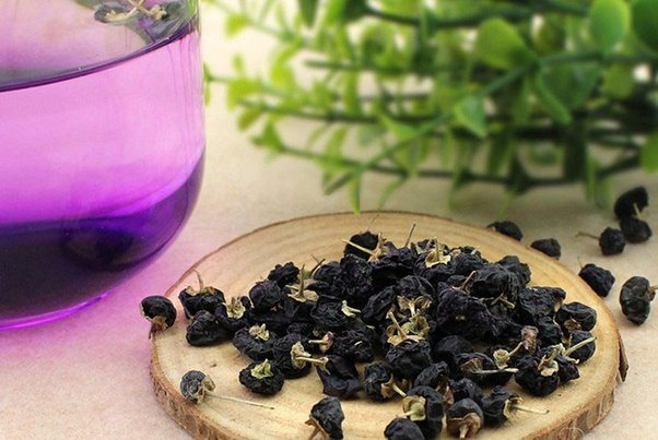 Have You Ever Tried The Black Goji Berries Quora