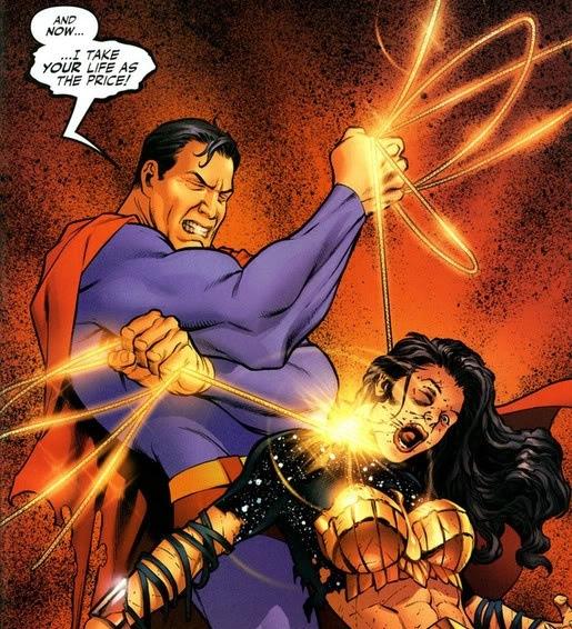 Has Superman Ever Gone Berserk?