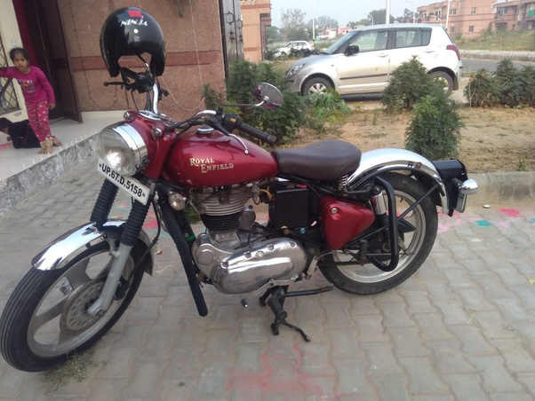 What all modifications can be done on bullet electra 350 cc? - Quora