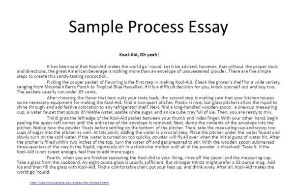 Example Of Cause Essay Sample  Descriptive Essay Structure also High School Memories Essay Sample Of A Process Essay  Blogutislt Sexual Violence Essay