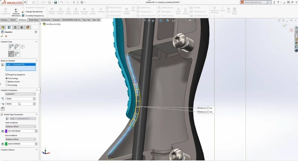 What are the differences between SolidWorks 2015