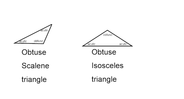 What is an obtuse triangle? - Quora