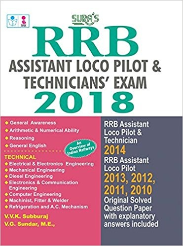 Which book is useful for RRB ALP & Technician? - Quora