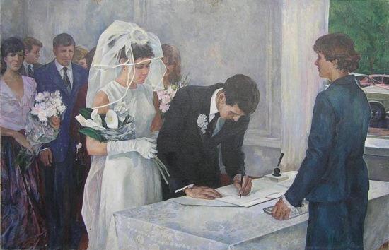 Vows female wedding led relationship FLR World