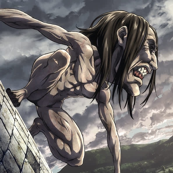 Are all of the titans from Attack on Titan humans? - Quora