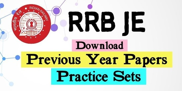 rrb je previous year paper cbt 1