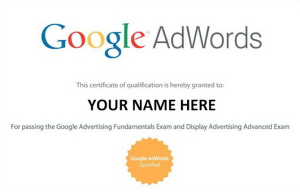 What kind of jobs can I get with a Google certified digital marketer ...