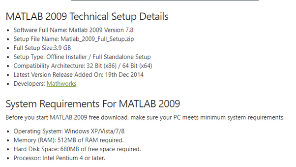 From where can I download MATLAB 2009 crack version? - Quora