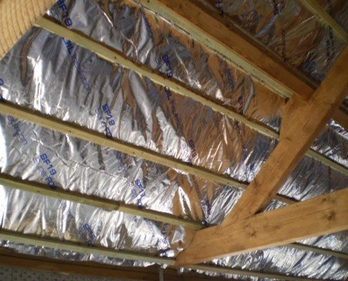 Can Mylar Space Blankets Mpet Be Used As Home Insulation