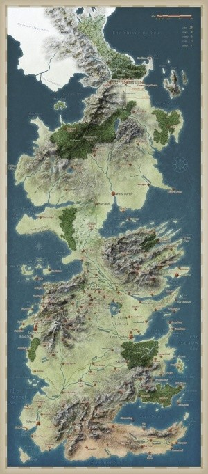 What is the map of the game of thrones world quora a blank map of essos gumiabroncs Image collections