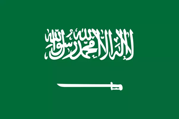 What Does The Saudi Arabia Flag Mean Quora