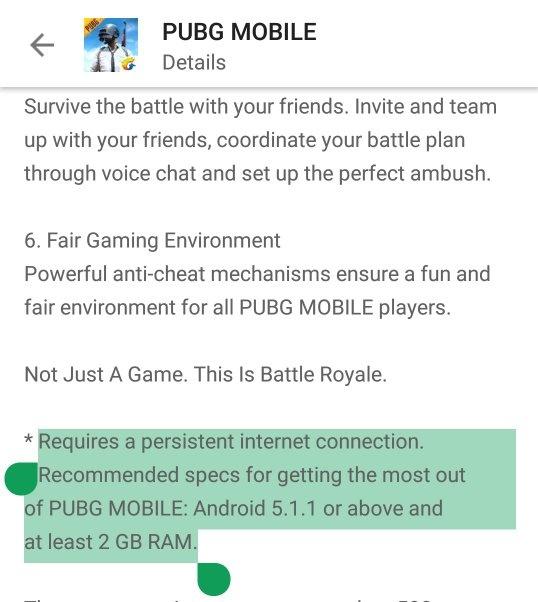 Can I play PUBG lite on my 1G RAM phone? - Quora