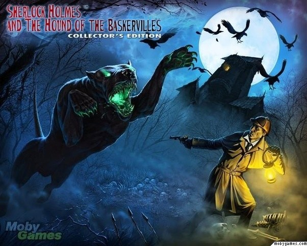 the hound of the baskervilles myth Although the hound of the baskervilles is a complex and well-written mystery, there  this is what revived the myth of the hound finally,.