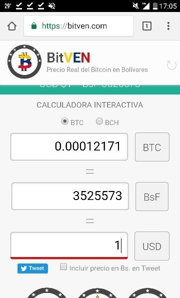 calculadora btc a usd