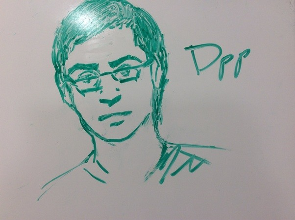What are some cool things to draw on whiteboards quora for Stuff to draw on a whiteboard