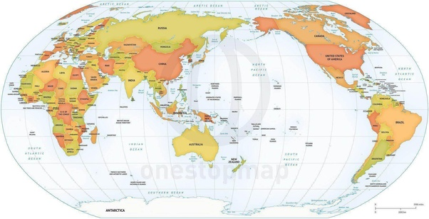 Location Of New Zealand On World Map.Why Has The Eurocentric World Map Been Accepted As The Standard Map