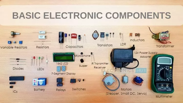 Where can I buy electronics components online? - Quora